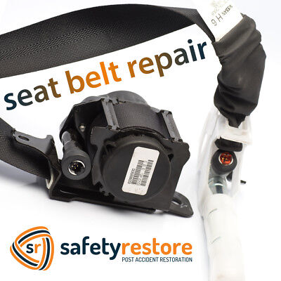 Fits All Bentley Models Dual stage Seat Belt Repair After Accident   2 Plugs
