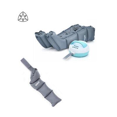 Unix Air Curling UAM-1802 Air Circulation Massage Triangular cuff Leg+Arm cuffs