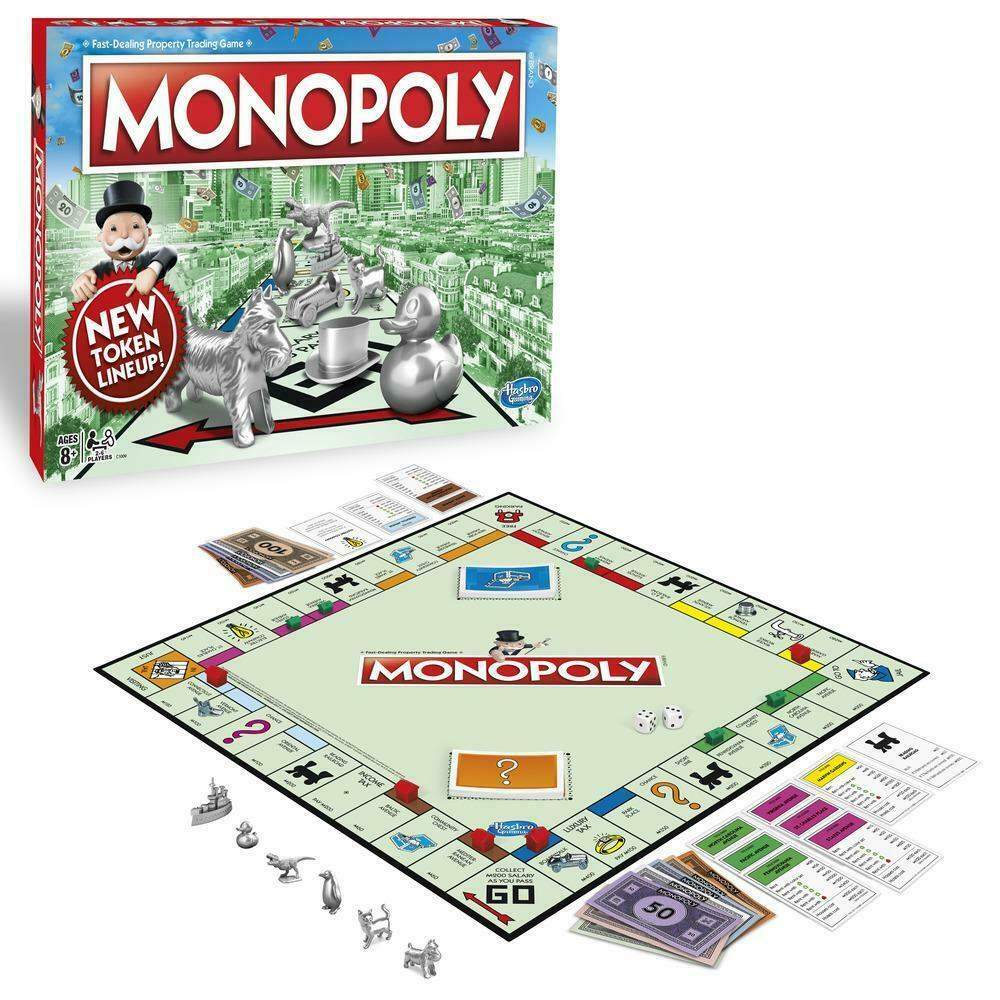 Monopoly Classic Game 2