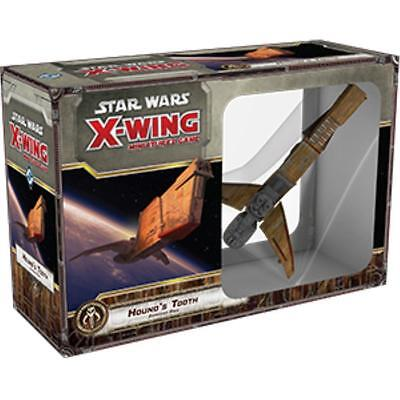 Hound's Tooth Expansion Pack Star Wars X-Wing Fantasy Flight FFGSWX31 Sealed New