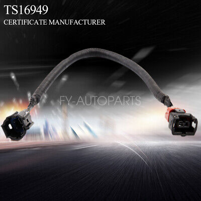 Engine Knock Sensor Wire Harness Plug Pigtail for Nissan Infiniti by JY MOTORING ()