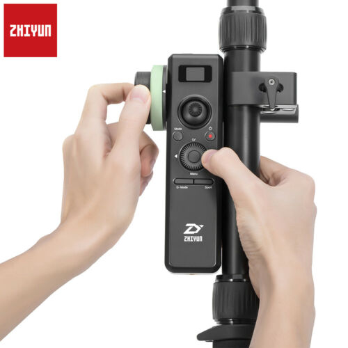 ZHIYUN Crane 2 Wireless Motion Sensor Remote Control w/ Follow Focus Hand Wheel