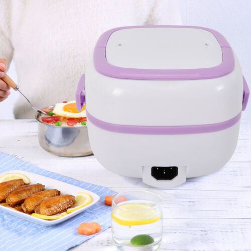 Stainless Steel  Electric Portable Mini Steamer Rice Cooker