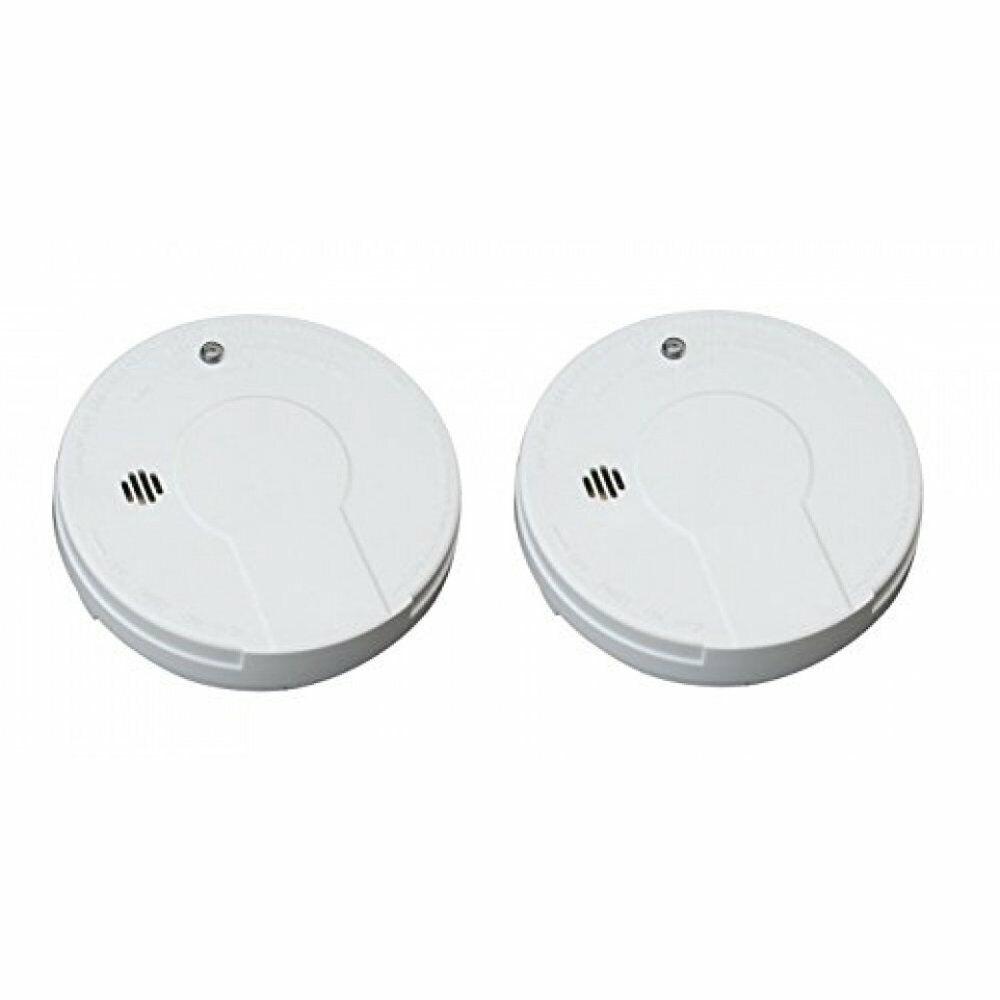 Carbon Monoxide Detector Hardwired Smoke Alarm Fire Combo Se