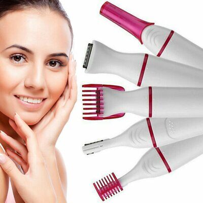 5-In-1 Women's Electric Hair Removal Razor Electric Shavers