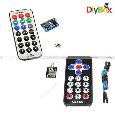 Hx1838 Nec Vs1838 Infrared Ir Wireless Remote Control Sensor Module For Arduino