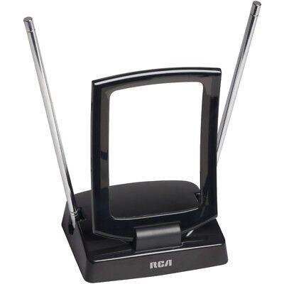 RCA Rca Amplified Indoor Fm & Hdtv Antenna