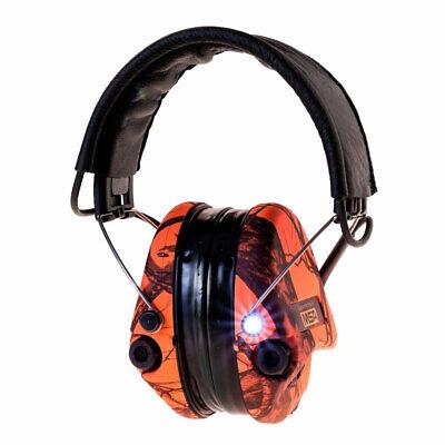 MSA Sordin Supreme Pro X, LED Light Electronic Ear Muff Shoo