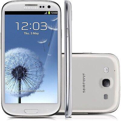 Boost Mobile Samsung SPH-L710 Galaxy S3 CDMA Android 16GB 8MP 4.8