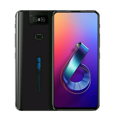 """Asus Zenfone 6Unlocked 6.4"""" 6GB/64GB Dual Sim QC4.0+NFC Android 9.1 IN STOCK"""