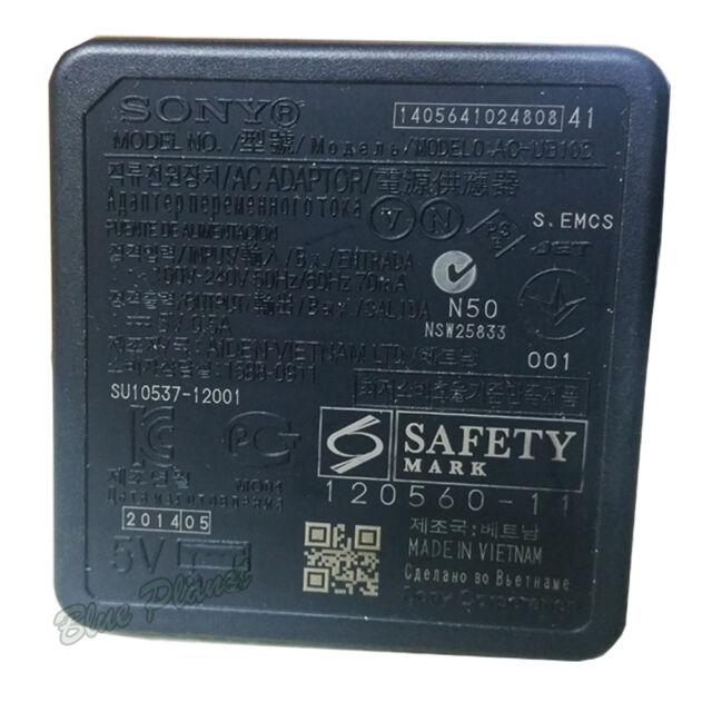 Genuine Sony Cyber Shot Camera USB Charger DSC-W560 / DSC-W530 / DSC-TX10
