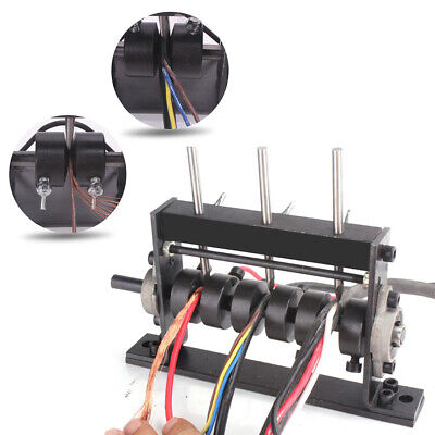 New Manual Waste Wire Scrap Cable Stripping Machine Double-sided Blade 1-30mm