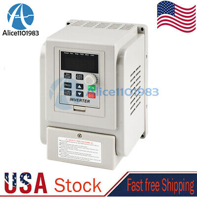 At1-2200x One Input 3 Phase Output Inverter 2.2kw Frequency Converter Module