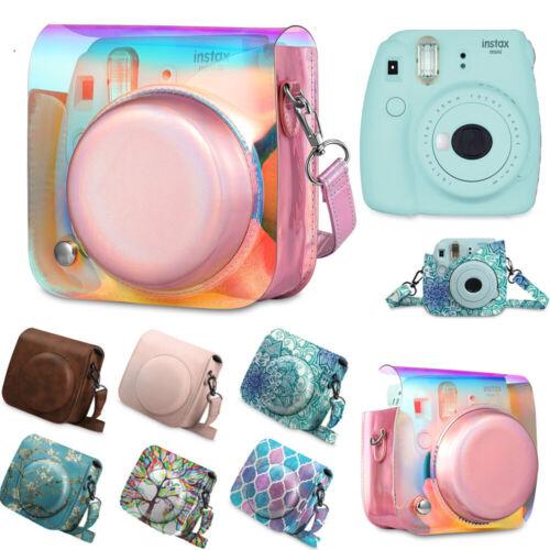 For Fujifilm Instax Mini 8 9 8+ Instant Camera PROTECTIVE Ca