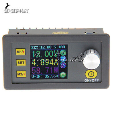 Dp 30v 5a Step-down Constant Voltage Current Programmable Power Supply Cc Cv Led