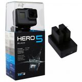 DEAL: GoPro HERO5 Black Edition +2 Extra Batteries +Charger. Camera Camcorder