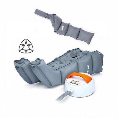 Unix Air Curling UAM-1904 Air Circulation Pressure Massage Triangular Leg+Arm