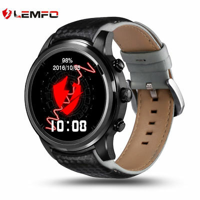 LEMFO LEM5 Bluetooth 3G GPS WiFi Smart Watch Phone Watch Sport For Android iOS