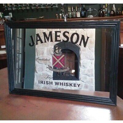 Jameson Bar Mirror