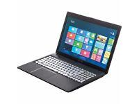 "Asus Laptop, 15.6"" LED, Intel Core i5-3230M, 6GB DDR3, 750GB SATA, Intel HD 4000, Windows 10"