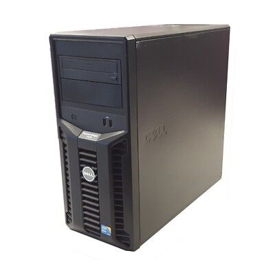 Dell PowerEdge T110 Server Xeon 4-Core X3430 2.40GHz 16GB RAM 1TB HD