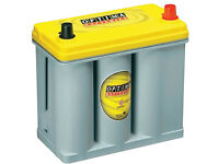 Optima Yellow Top Battery YTR 2.7 AGM Battery