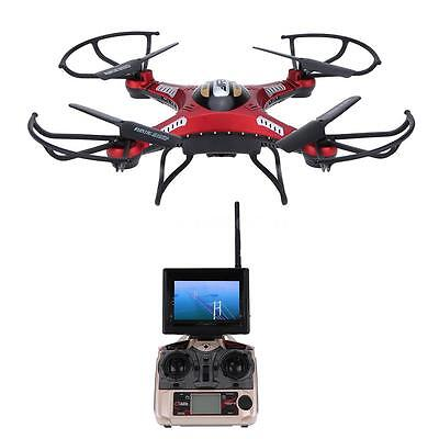 JJRC H8D RC Quadcopter Drone 5.8G FPV 2.0MP Camera Supervisor LCD Headless US Stock