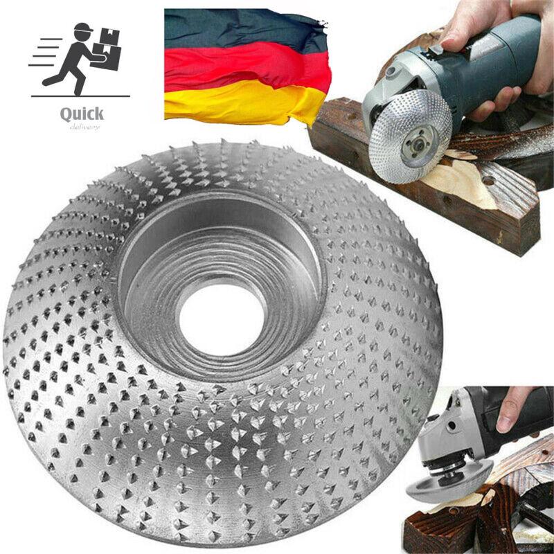 84mm Holz Schleifen Carving Shaping Disc Für Winkelschleifer Schleifscheibe