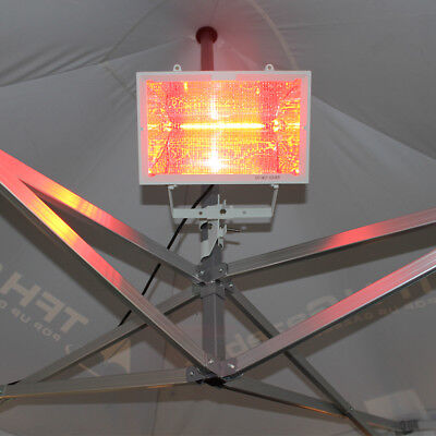 Infra-red Gazebo, Marquee, Patio and Wall Mounted outdoor use Heater 1.3kW
