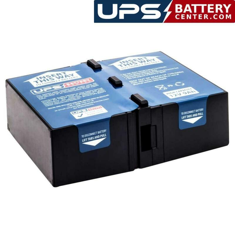 APC RBC124 Compatible Replacement Battery Pack