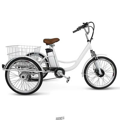 Jetson JXcycle ELECTRIC SHOPPING CART BIKE BICYCLE TRICYCLE 3 WHEELED CRUISER