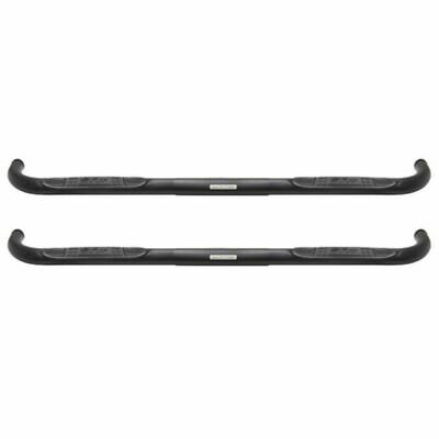 Bully Black Steel SUV Truck Side Step Nerf Bar NB-XTRB - Set of 2