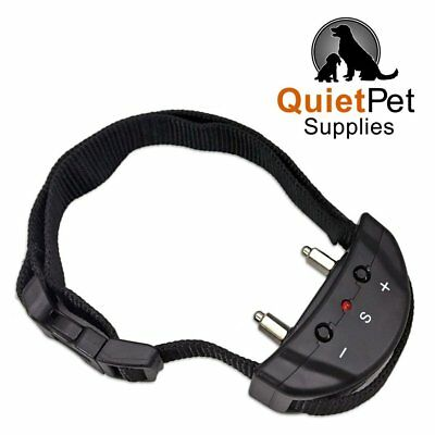 Quiet Pet Supplies No Bark Dog Collar No Shock for Dogs 7 lbs. & Up by Anti-Bark