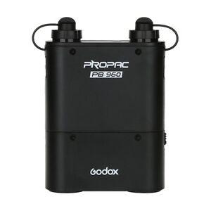 Godox PB960 Flash Power Battery 4500mAh For Canon Nikon Sony Metz Godox Yongnuo