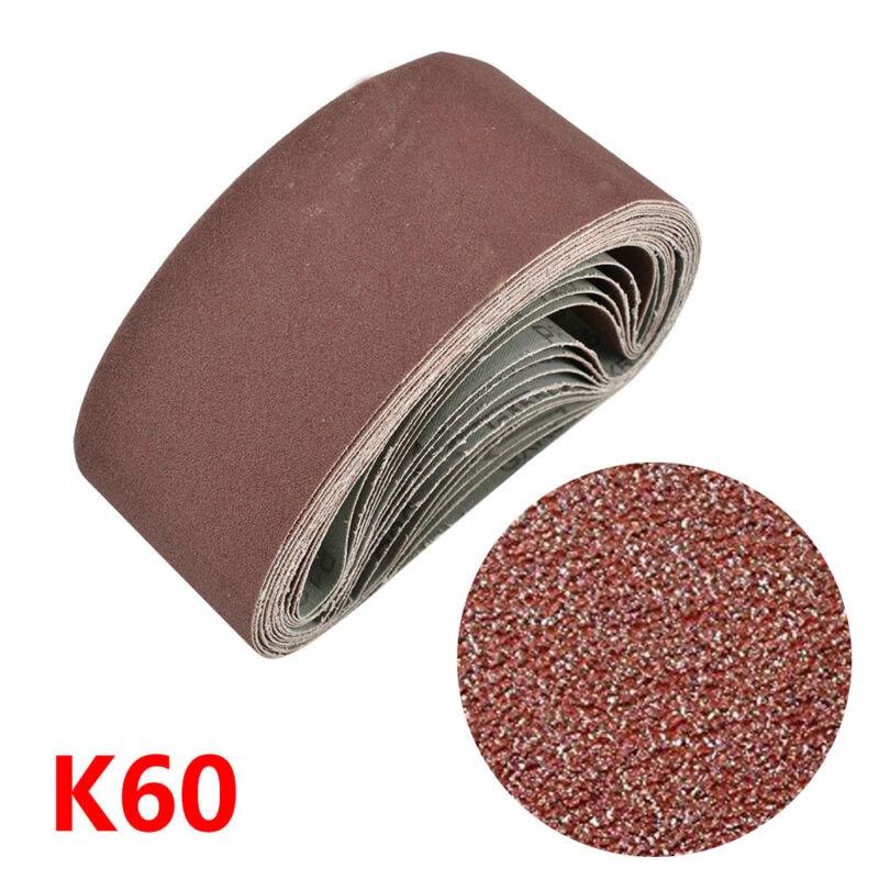 5x Bandschleifer Schleifb/änder Schleifband Schleifpapier 76mmx533mm K150