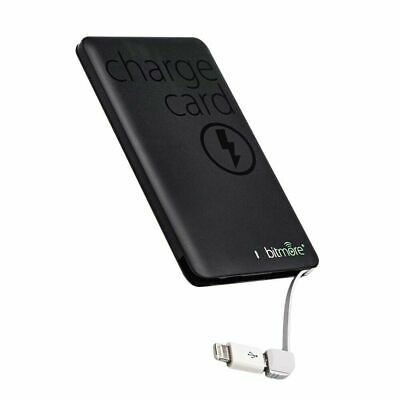 ULTRA Compact Power Bank Battery Charger for Apple iPhone, Samsung, HTC, LG etc