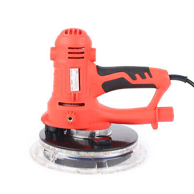 110v Corded Electric Drywall Sander Variable Speed Automatic Vacuum Wled Light