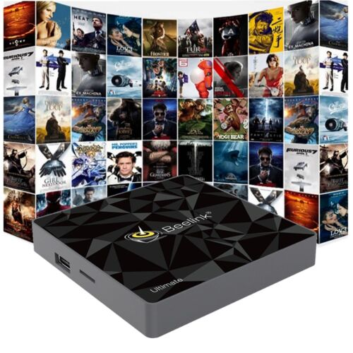 Beelink GT1 Ultimate TV Box Amlogic Octa Core Android 7.1 4K