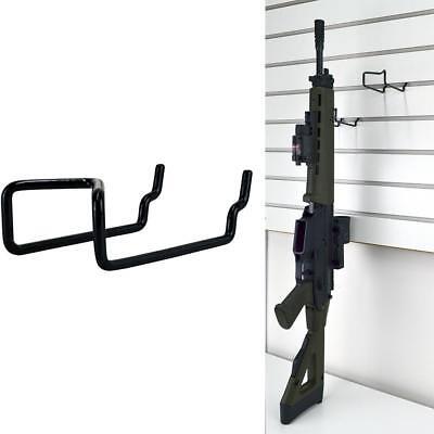 Vertical Slatwall And Pegboard Gun Cradles - 10 Pack