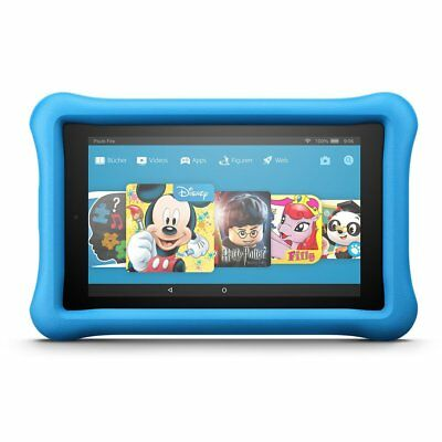 Das neue Fire HD 8 Kids Edition-Tablet, 20,3 cm (8 Zoll) HD Display,Blau 32 GB