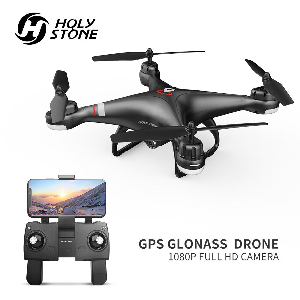 hs110g fpv drone with 1080p hd video