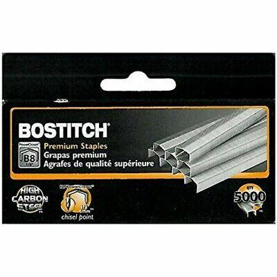 1 Box B8 New Stanley-bostitch Staples 14 5000 Per Boxpowercrown Premium