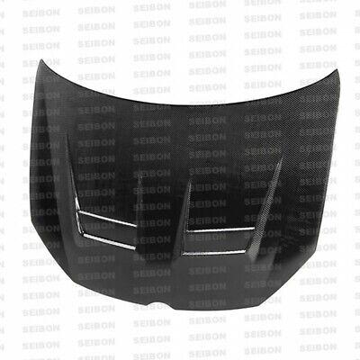 10-14 Volkswagen Golf DV-Style Seibon Carbon Fiber Body Kit- Hood HD1011VWGTI-DV