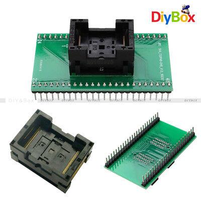 Tsop48 To Dip 48 Sa247 Ic Programmer Adapter Tsop 48 Chip Test Socket Nand Flash