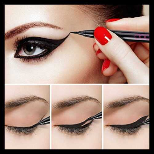Docolor Stay All Day Waterproof Liquid Eyeliner Eye Liner Ge