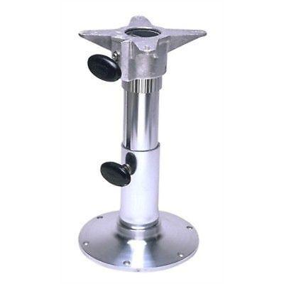 Garelick Boat Seat Pedestal Adjust. Height 12-17