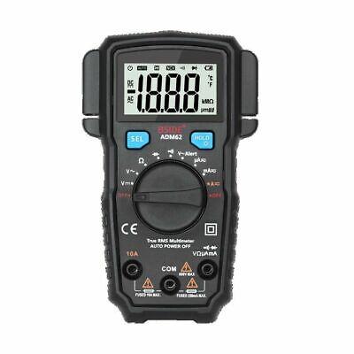 Digital Trms Multimeter Dmm Trms Automotive Meter Voltage Current V-alert Tester