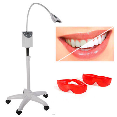 Dental Teeth Bleaching LED Cool Light Accelerator Mobile Tooth Whitening Machine