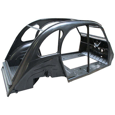 Citroen 2cv Complete Body Shell Brand New Right hand drive