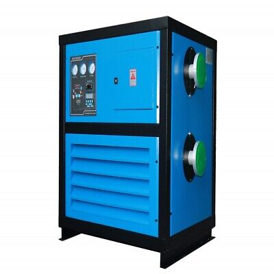 600 Cfm Refrigerated Compressed Air Dryer Plate Heat Exchanger